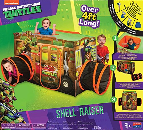 Amazon.com Playhut Teenage Mutant Ninja Turtle Shell Raiser Vehicle Toys u0026 Games  sc 1 st  Amazon.com & Amazon.com: Playhut Teenage Mutant Ninja Turtle Shell Raiser ...