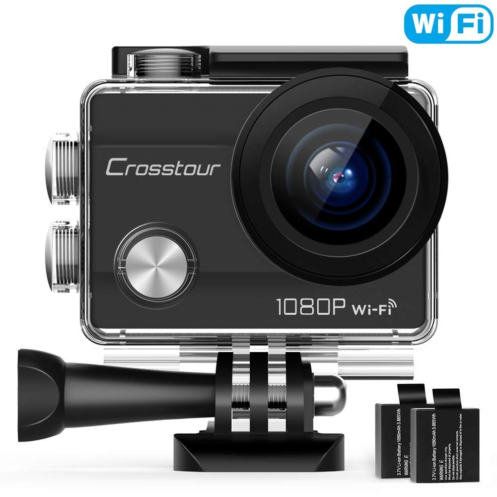 Crosstour Action Camera ONLY $...