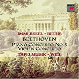 Beethoven: Piano Concerto, No. 5 / Violin Concerto