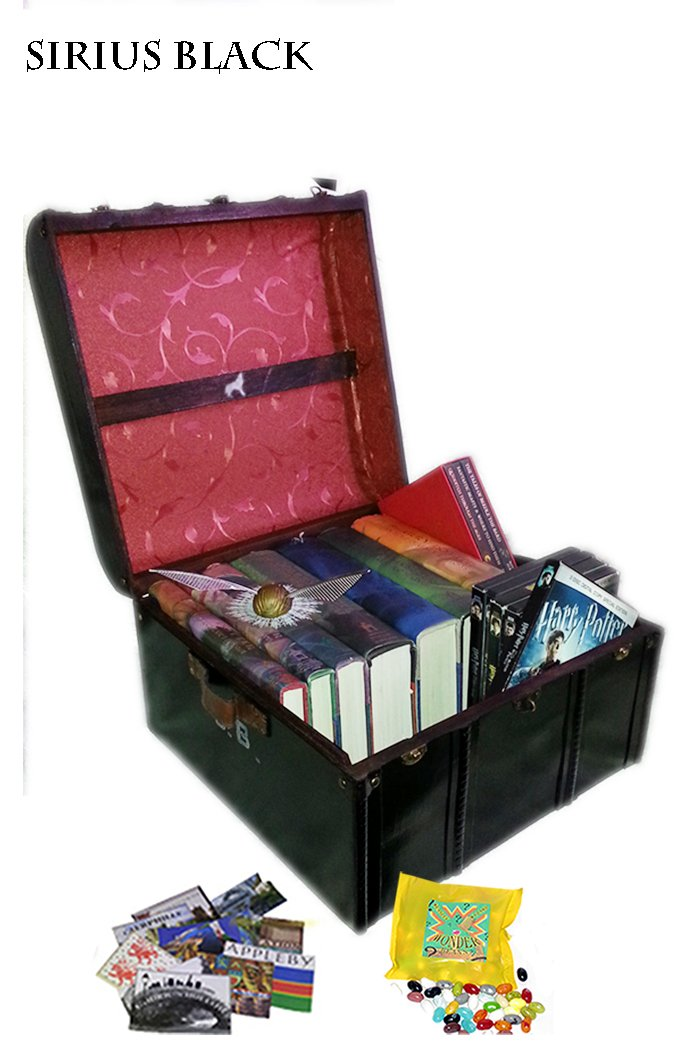 Hogwarts Trunk - Sirius Black Special Edition by Keene/Fx (Image #3)