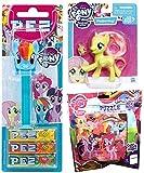 Puzzle P E Z Friendship Horses Little Magic Figure with Pet Fluttershy /
