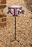 NCAA Staked Bird Bath NCAA Team: Texas A&M