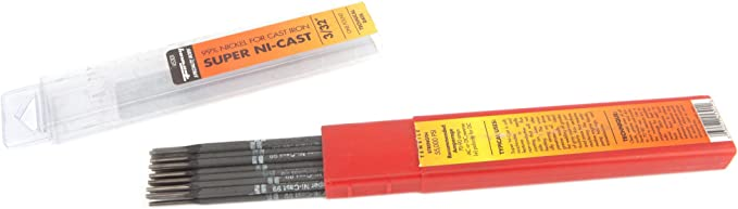 Hot Max 23313 3//32-Inch 55-Percent Nickel Cast Iron .5# ARC Welding Electrodes