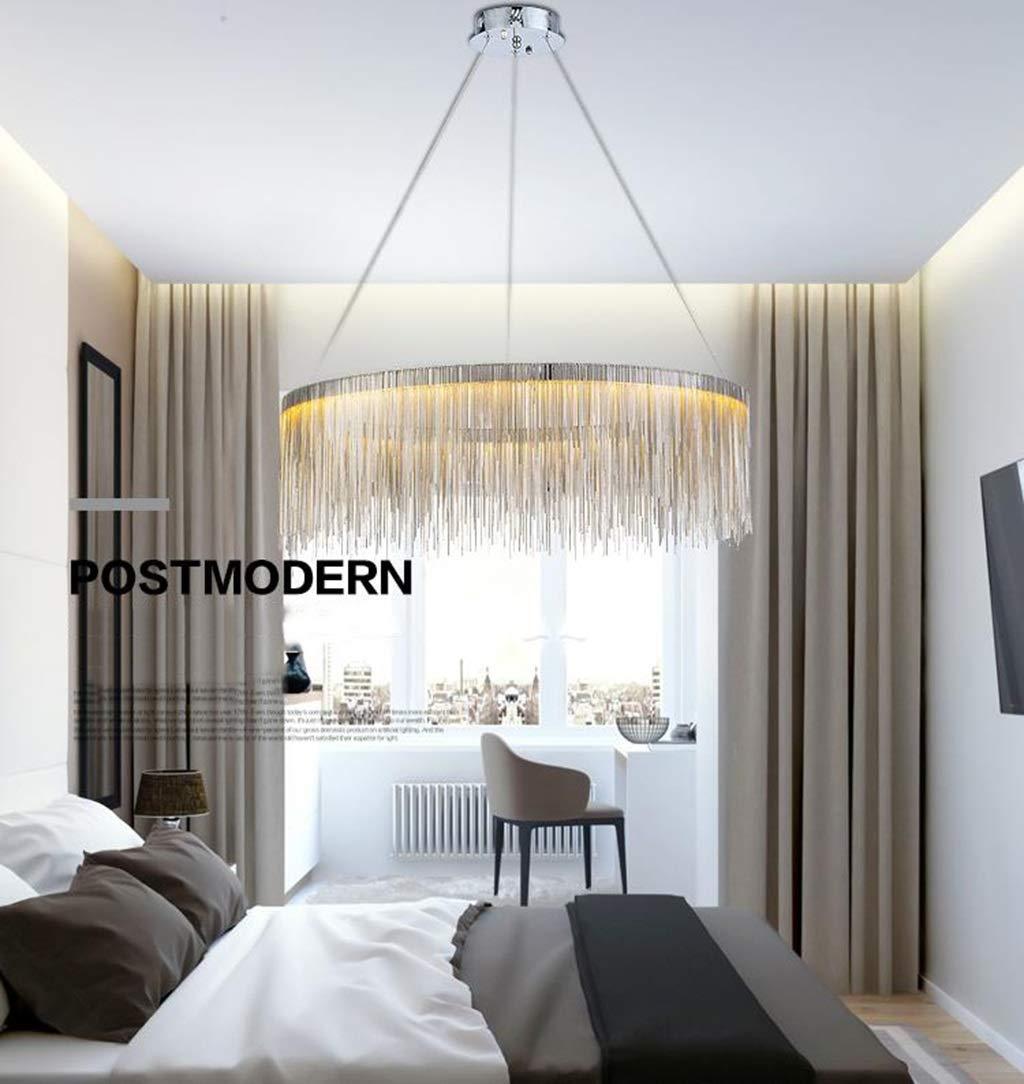Post-Modern Quaste LED Wohnzimmer Design Kreative Villa Wohnzimmer