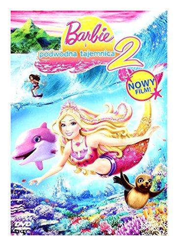 Barbie in a Mermaid Tale 2 [GADZET]+[DVD] [Region 2] (IMPORT) (No English version) by Kelly Sheridan B01I08IRGC