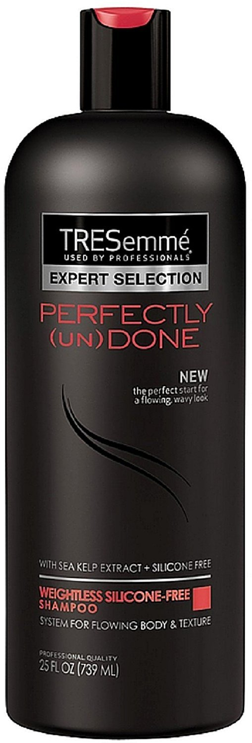 Tres Shp Perfect Undone Size 25z Tresemme Shampoo Perfect Undone 25z by TRESemme