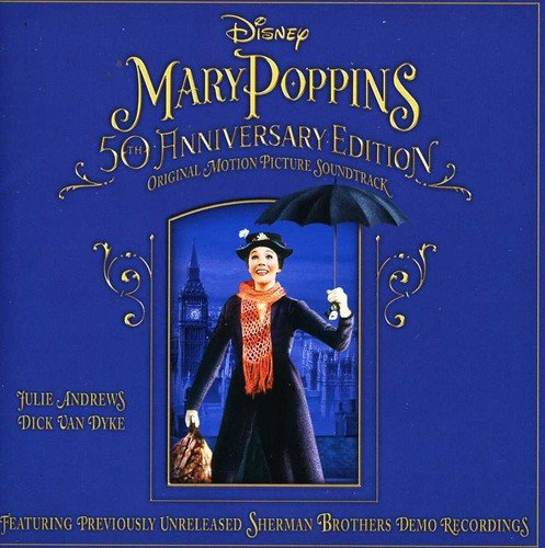 Mary Poppins 50th Anniversary Edition Soundtrack /