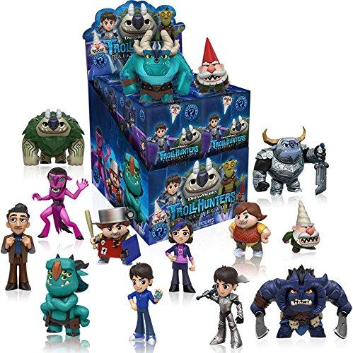 - Funko TrollHunters Mystery Mini Blind Box Display (Case of 12)