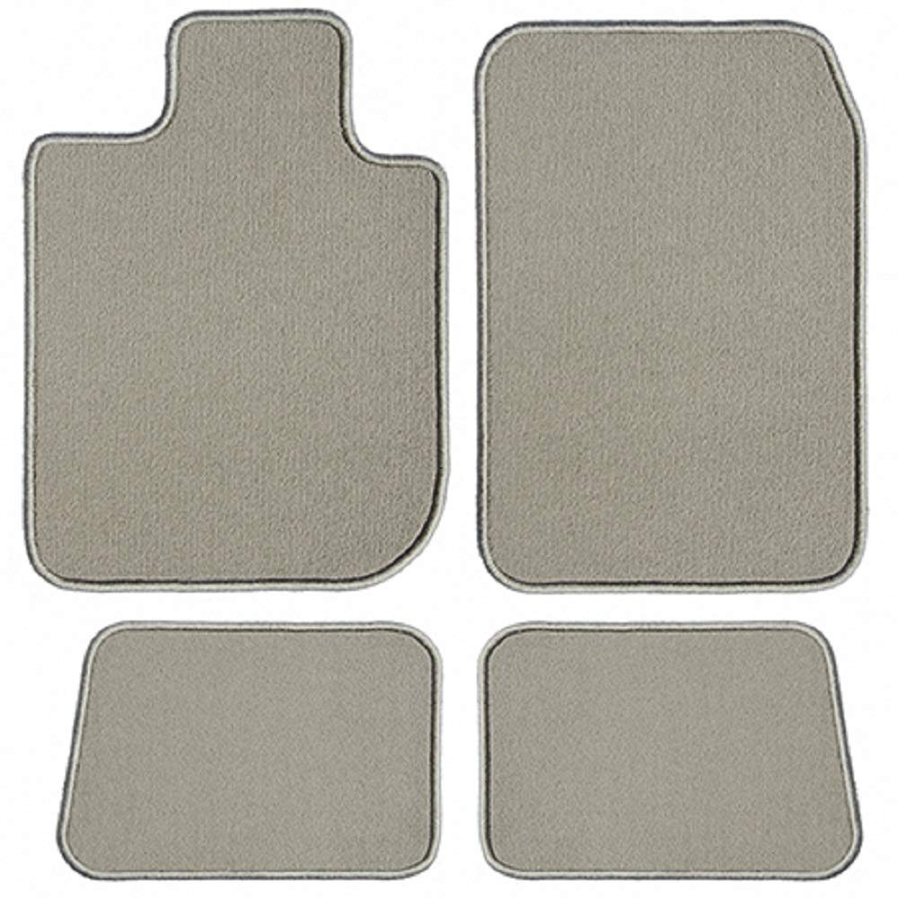GGBAILEY D60036-S1A-BG-LP Custom Fit Car Mats for 2017 2018 Passenger /& Rear Floor 2019 Mercedes-Benz E-Class//E-Klasse Beige Loop Driver