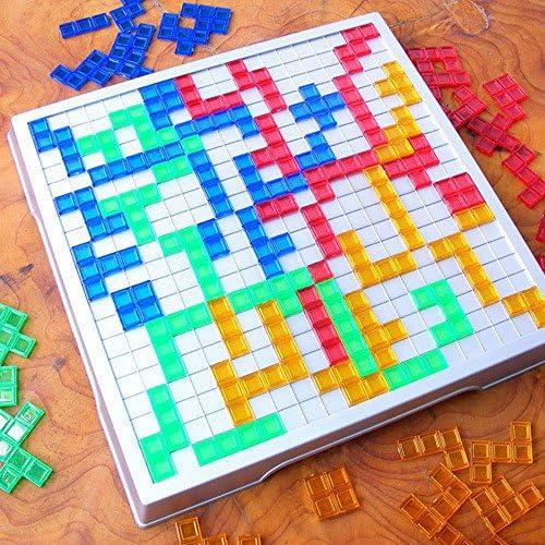 Juego de mesa de estrategia de Tetris de Brigamo: Amazon.es ...