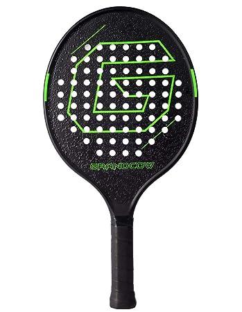 Amazon.com: GRANDCOW - Pala de pádel de tenis de plataforma ...