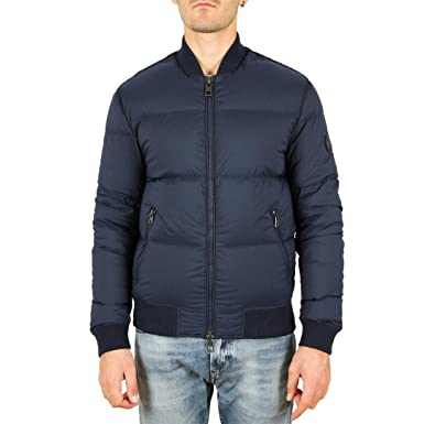 michael michael kors mens fall down bomber jacket navy m at amazon rh amazon com