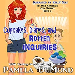 Cupcakes, Diaries, and Rotten Inquiries