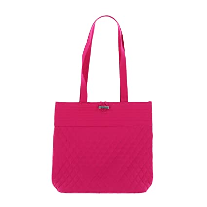 Amazon.com  Vera Bradley Women s Solid Color Tote (Fuchsia)  Computers    Accessories 90d8d23608f72