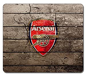 Personalized Top-Quality Textured Surface Water Resistent Mousepad Arsenal Fc Logo Customized Non-Slip Gaming Mouse Pads by runtopwellby Maris's Diary