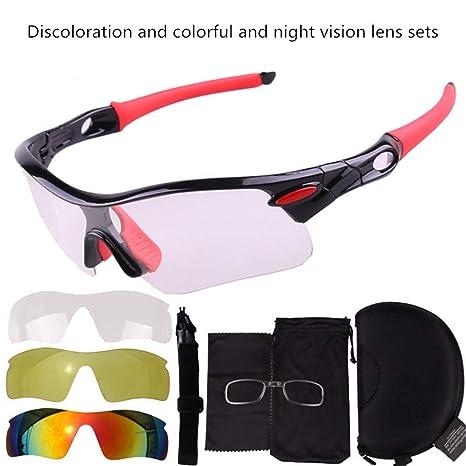 Gafas de sol deportivas Ciclismo Gafas de sol Gafas de sol ...