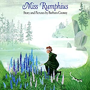 Miss Rumphius Audiobook