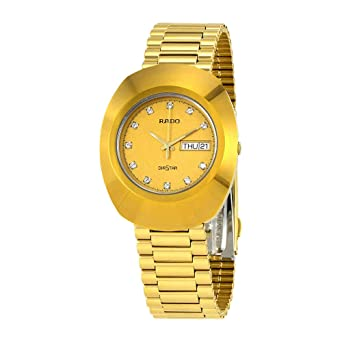 a1ff0287e Amazon.com: Rado Men's Watches Original R12393633 - 3: Watches