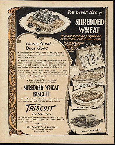 shredded-wheat-biscuit-triscuit-1904-antique-historic-color-advertisement-print