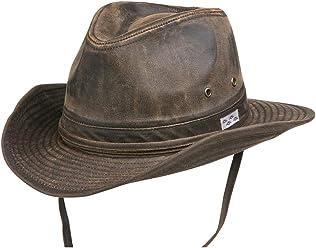 Conner Hats Men s Bounty Hunter Water Resistant Cotton Hat 79d0068bc2de
