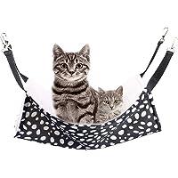 Rolybag Pet cage Hammock,pet Hammock,pet cat Hammock,Soft Plush pet Bed,Suitable for Ferret Cotton Hammock,Guinea Pig,Hamster,Gerbil, cat cage,etc