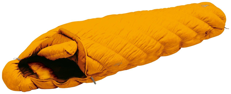 モンベル(mont‐bell) 寝袋 ダウンハガー800#2 [最低使用温度-6度] B00V5WMAOQ  サンフラワー R/ZIP