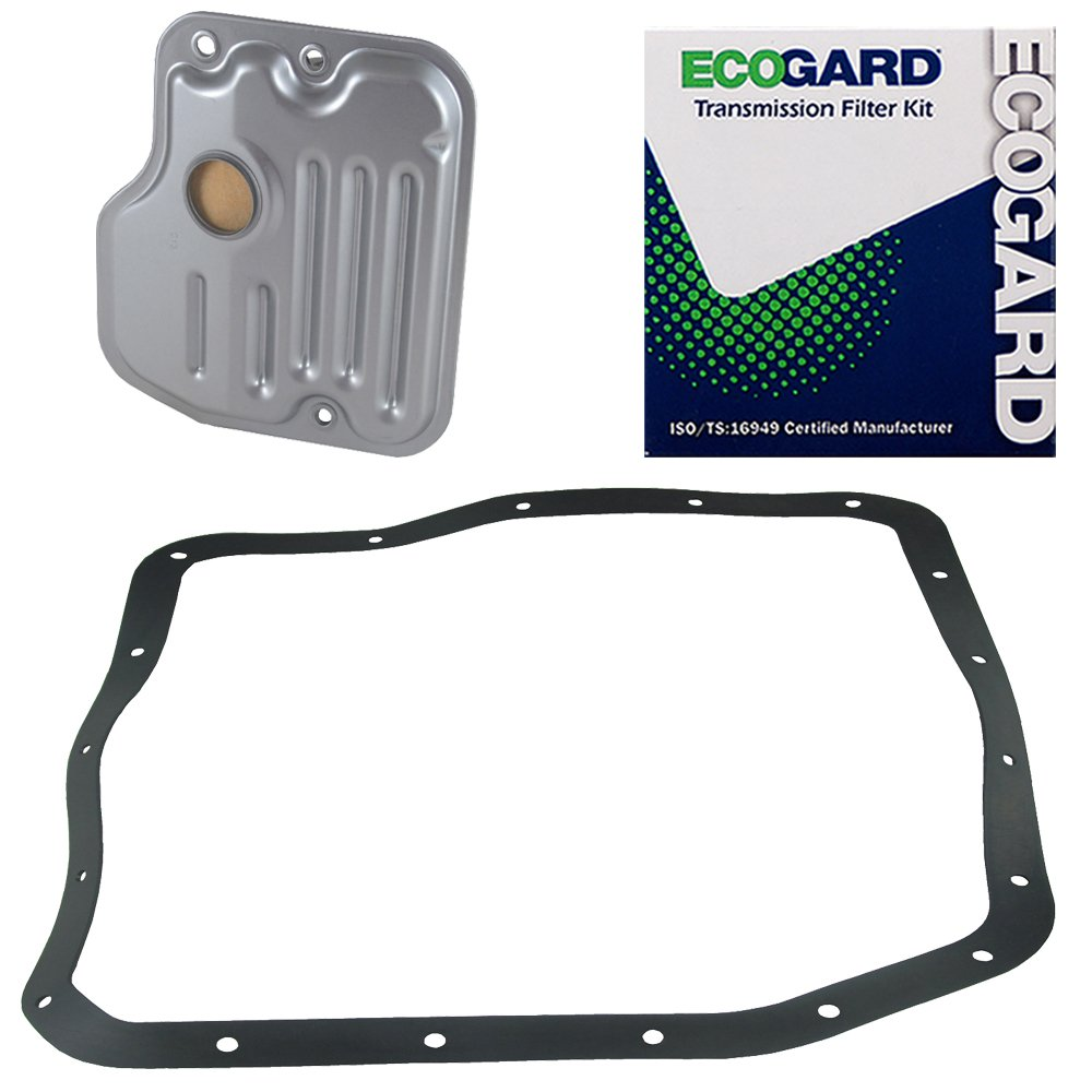 ECOGARD XT1303 Transmission Filter Kit for 2004-2008 Toyota Solara, 2004-2013 Highlander, 2009-2013 Matrix, 2004-2010 Sienna, 2003-2009 Camry, 2009-2011 Corolla, 2006-2007 Avalon, 2006-2012 RAV4