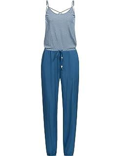 ausgewähltes Material beste Seite Kauf authentisch Ragwear Damen Langer Jumpsuit Overall Einteiler Noveel 4 ...
