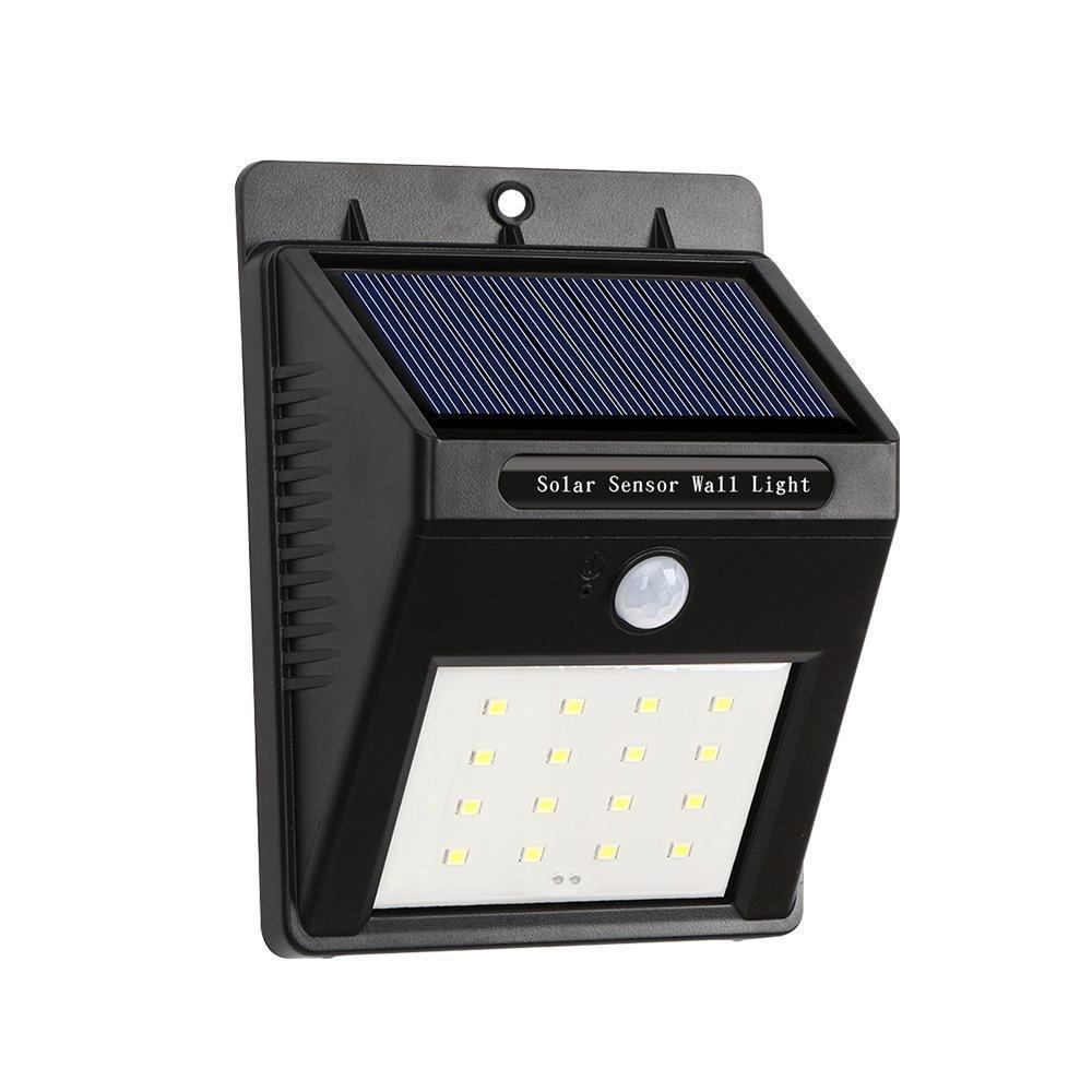 Solar Sensor Wall Light PIR Sensor and CDS Night Sensor (Russian Federation)