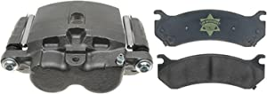 ACDelco 18R1379PV Specialty Front Disc Brake Caliper Assembly with Pads (Loaded), Remanufactured
