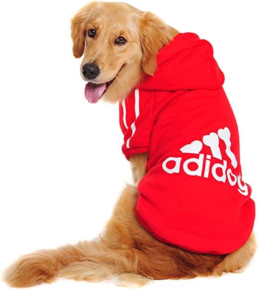 adidas hoodie for dogs
