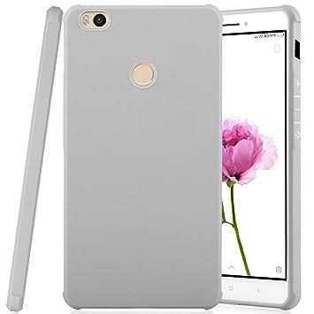 MOONCASE Xiaomi Mi MAX 2 Funda, Duradera Anti-rasguños Shock ...