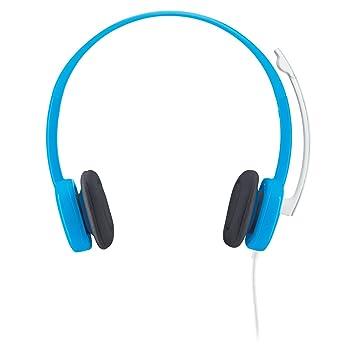 Logitech 981-000368 - Auriculares de diadema abiertos (control remoto integrado, reducción de