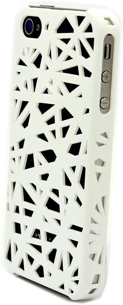 Coque iPhone 6 / 6S , Keyihan Nid d'Oiseau Creux Conception de transfert de chaleur dur Plastique Etui Slim Fit pour l'été Apple iPhone 6 et iPhone 6S ...