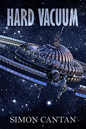 Hard Vacuum by [Cantan, Simon]