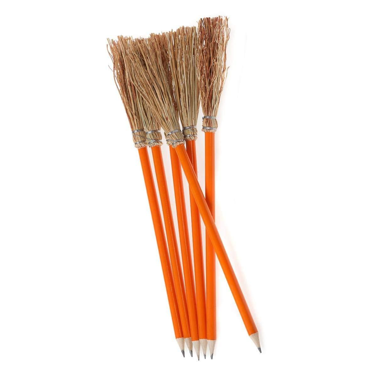 6matite Fantasy–26cm–Colore: Arancione Mendi