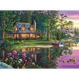 Buffalo Games Kim Norlien Golden Moments, 1000-Piece Jigsaw Puzzle