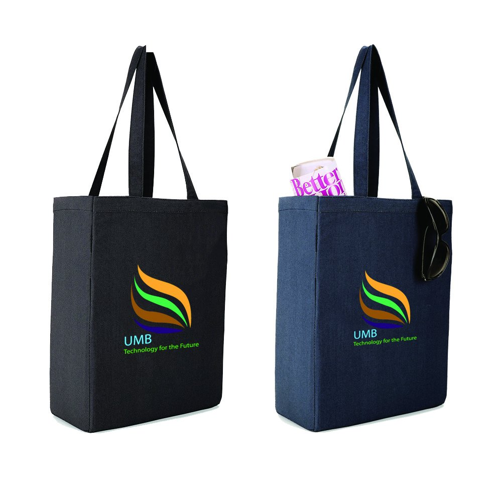 All Purpose Tote - 50 Quantity - $11.95 Each - BRANDED / EMBROIDERED with YOUR LOGO / CUSTOMIZED by Sunrise Identity (Image #4)
