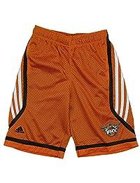 Phoenix Suns NBA Big Boys Chosen Few Illuminator Shorts, Orange