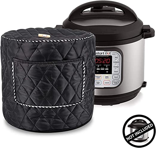 Handmade Cover for 6 Qt Instant Pot or Power Pressure Cooker