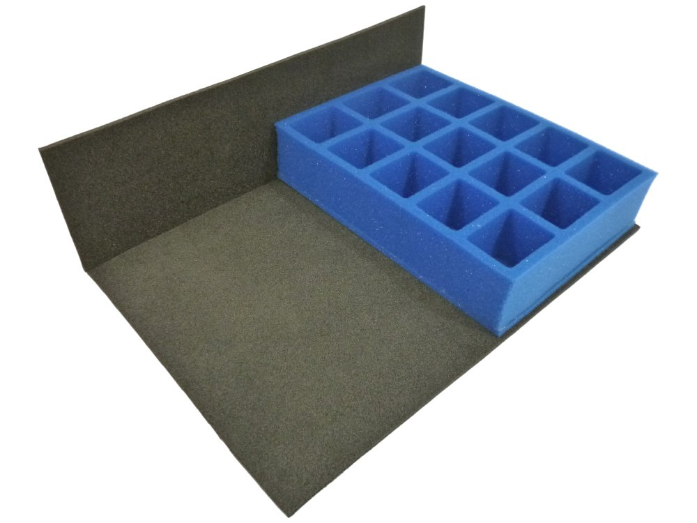 15 x 40mm based models up to 55mm tall KR Multicase Tray