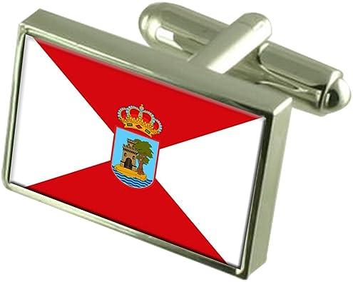 Select Gifts Vigo Bandera España Gemelos: Amazon.es: Joyería