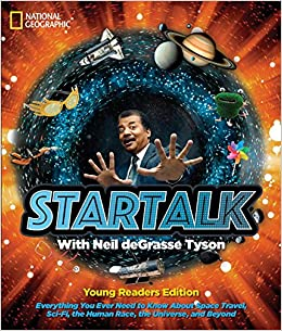 \\FREE\\ StarTalk Young Readers Edition. Huracan Prince Cluster European hrani