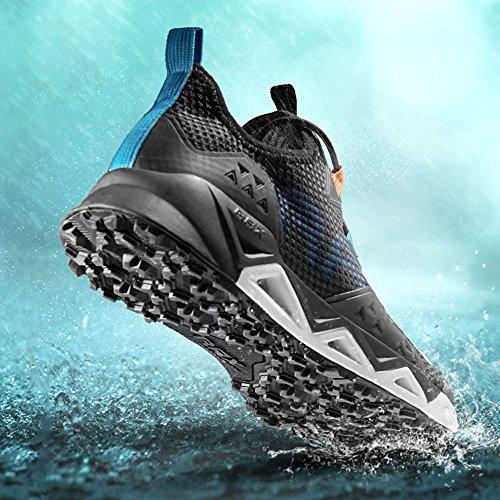 sast online Rax Men's Quick Drying Slip-Resistent Aqua Water Hiking Shoes Carbon high quality sale online buy cheap cheap DLeFB2afv