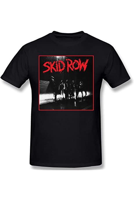 Details about  /Skid Row Skull and Wings Black Children/'s T-Shirt