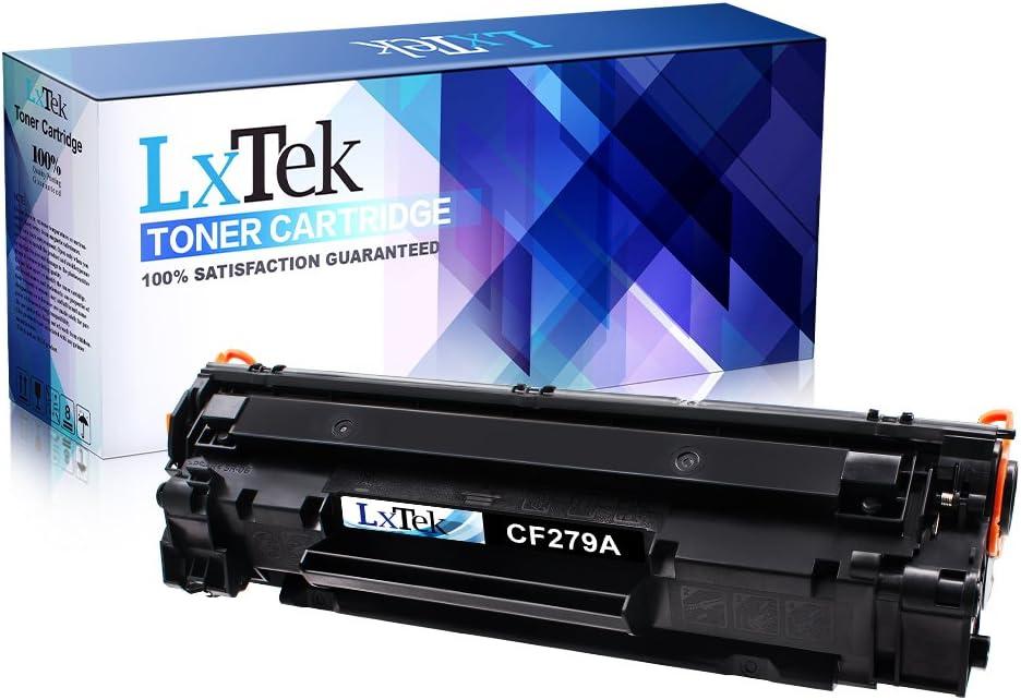 LxTek Compatible 79A CF279A Toner Cartridge Replacement for HP 79A CF279A Toner Cartridge for HP Laserjet Pro M12w, Laserjet Pro M12 M12a, Laserjet Pro MFP M26nw M26 M26a Printer (Black, 1-Pack)