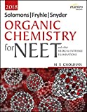 Wiley's Solomons, Fryhle, Synder Organic Chemistry for NEET and other Medical Entrance Examinations