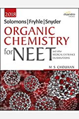 Wiley's Solomons, Fryhle, Synder Organic Chemistry for NEET and other Medical Entrance Examinations (Old Edition) Paperback