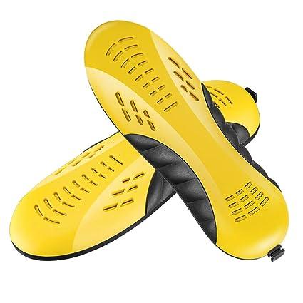 Shoe Dryer Escalable Portátil Secador de Zapatos Eléctrico, Deshumidificación Desodorización Doble Nuclear de Calefacción Termostato