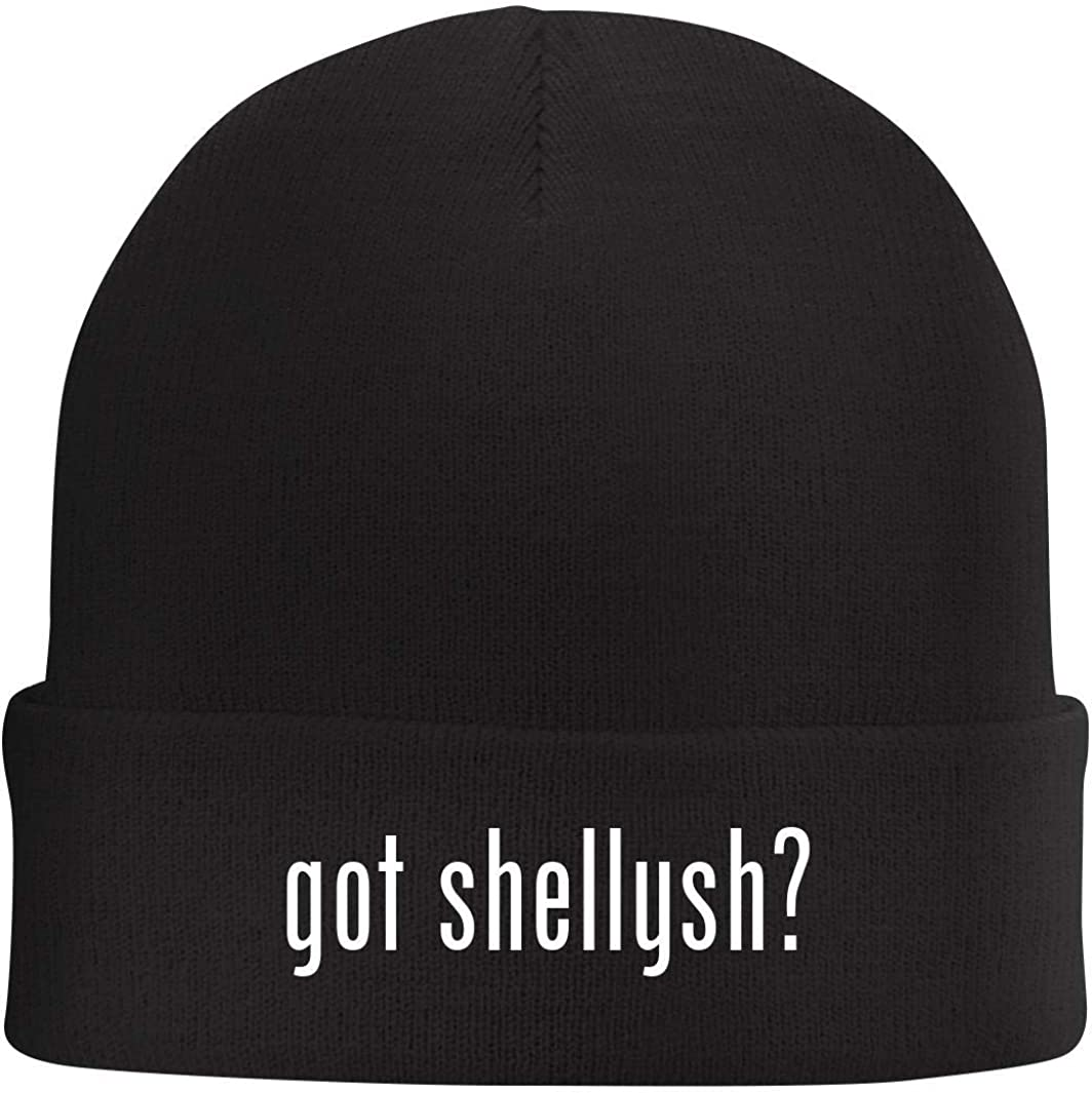 Tracy Gifts got Shellysh? Beanie Skull Cap with Fleece Liner